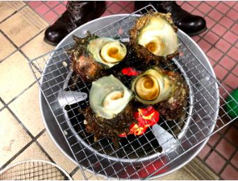 バーベキュー七輪焼き